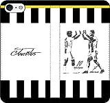 iPhone/Xperia/Galaxy/他機種選択可:サッカー/グラフィティ手帳ケース(デザイン:ユベントス/7番_10番_01) 09 iPhone X