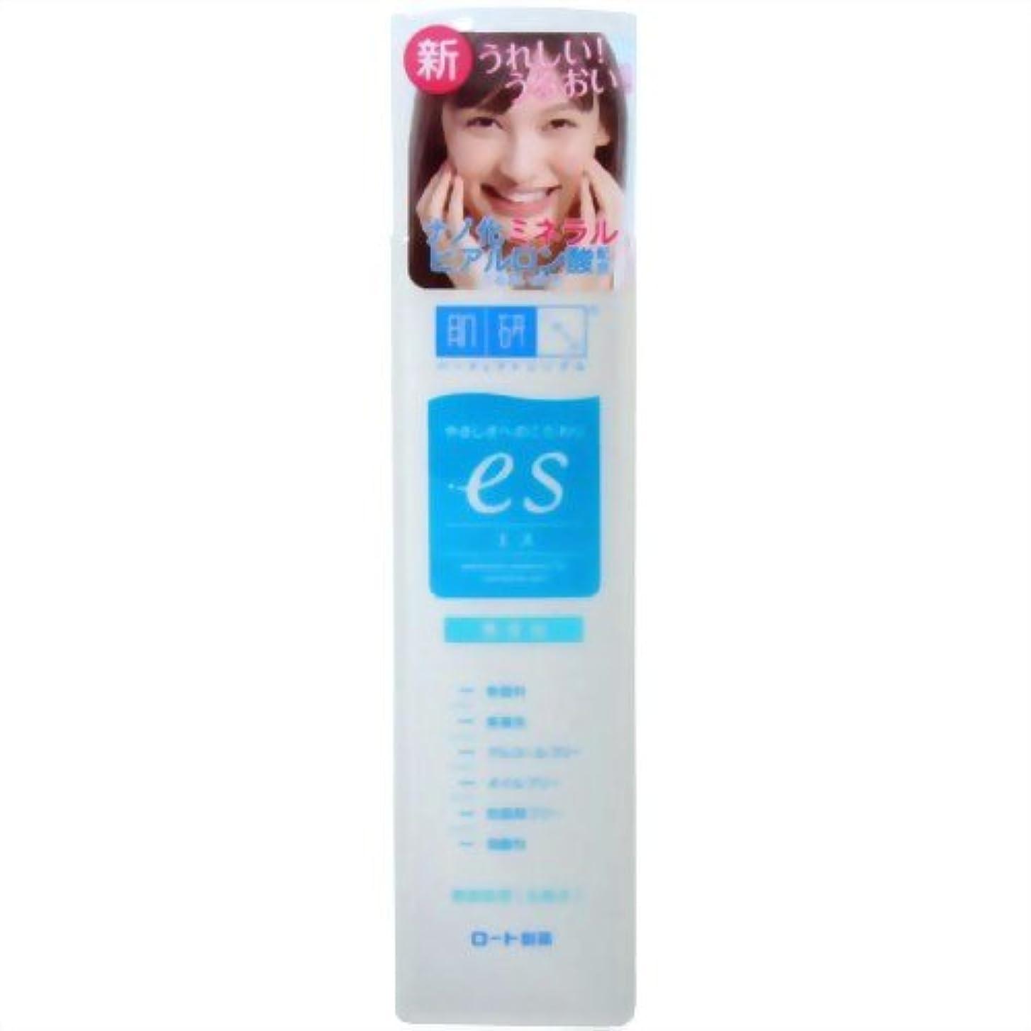 消毒する誰か鋭く肌ラボ es(エス) ナノ化ミネラルヒアルロン酸配合 無添加処方 化粧水 170mL