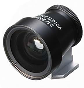 VoigtLander(フォクトレンダー) View Finder M 21/25mm ブラック 21/25VIEW-FINDER-MBK