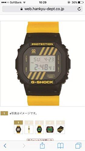 阪神タイガース G-SHOCK 限定 2017