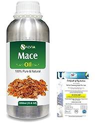 Mace (Myristica fragrans) 100% Natural Pure Essential Oil 1000ml/33.8fl.oz.