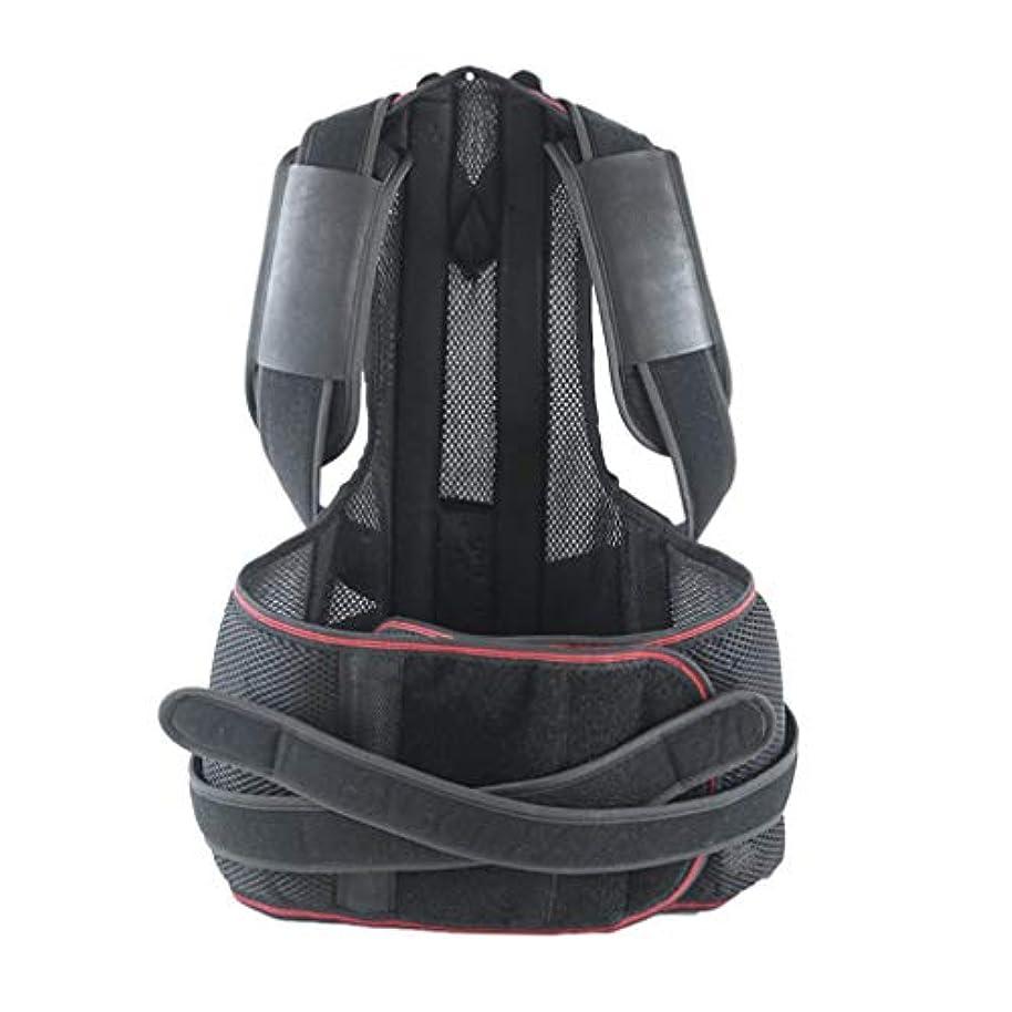ファームロケーションクルー軽量の姿勢補正装置の悪い腰部の肩サポート背中の痛みブレース-Rustle666