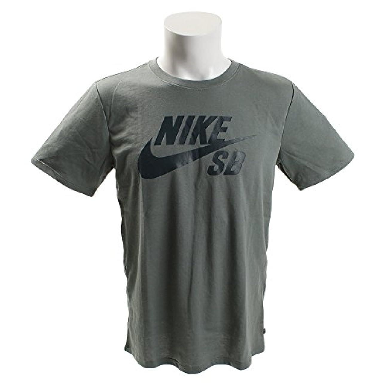 ハーネス引っ張る追加ナイキ(ナイキ) SB ドライフィット ロゴ Tシャツ 821947-365SU18