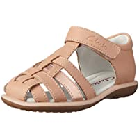 Clarks Girls' Piper Fashion Sandals