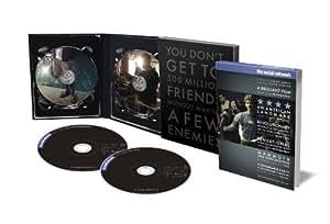 【Amazon.co.jp 限定】ソーシャル・ネットワーク デラックス・コレクターズ・エディション (2枚組) [Blu-ray]