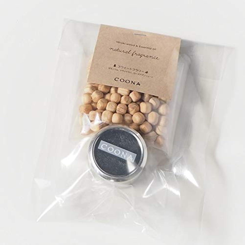遅れ部分的震えるヒノキ ウッド& エッセンシャルオイル ナチュラルフレグランス (メタル缶付き, 地の香り)