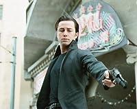 ブロマイド写真★ジョゼフ・ゴードン=レヴィット/『LOOPER/ルーパー』/銃を構える