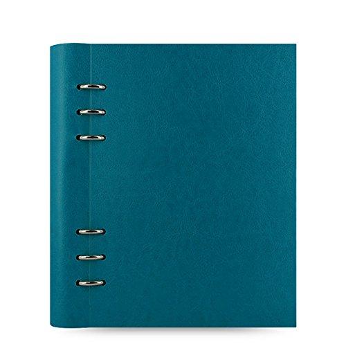 ファイロファックス システム手帳 クリップブック A5 アクア 23612 正規輸入品