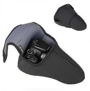 伊東屋 軽くてじょうぶ 一眼レフカメラ カバー ケースM for Nikon Canon Pentax Sony