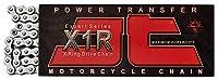 JT Sprockets JTC520X1R2NN086DL 86 Link Nickel Heavy Duty X Ring Drive Chain (520X1R2) [並行輸入品]