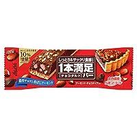 アサヒグループ食品 1本満足バー チョコタルト 1本×9本入×(2ケース)