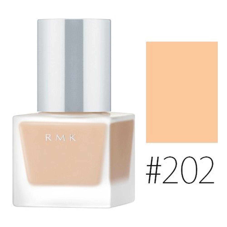 RMK リクイドファンデーション【#202】 SPF14/PA++ 30ml
