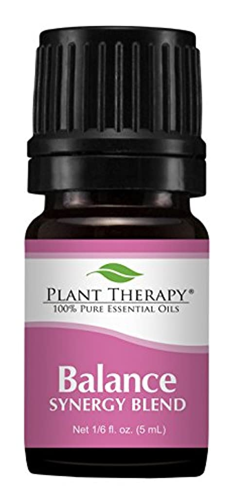 息切れシャイパイロットPlant Therapy Balance (for women) Synergy Essential Oil Blend. 100% Pure, Undiluted, Therapeutic Grade Essential...