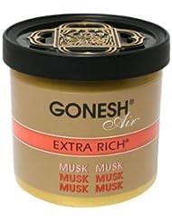 【GONESH】ガーネッシュ?ジェルエアフレッシュナー【ムスク】