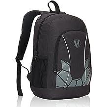 Veegul Luminous School Backpack Teens Glow Bookbag Boys Daypack