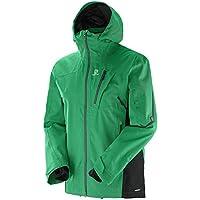 SALOMON(サロモン) Foresight 3L Jacket M メンズ スキーウェア リラックスフィット L37483900 RealGreen