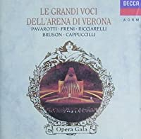 Great Voices of Arena Verona