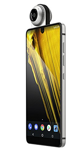 『Essential Phone 128 GB Unlocked Titanium and Ceramic phone with Edge-to-Edge Display - Halo Gray – [並行輸入品] (Halo Gray)』の3枚目の画像