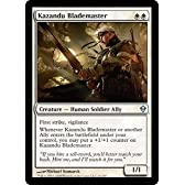 Kazandu Blademaster by Wizards of the Coast [並行輸入品]