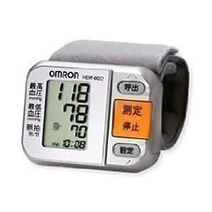 オムロン 電子血圧計 手首式 HEM-6022