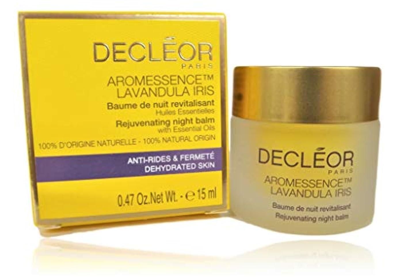 オーナメント散歩ブランクデクレオール Aromessence Lavandula Iris Rejuvenating Night Balm - For Dehydrated Skin 15ml/0.47oz並行輸入品