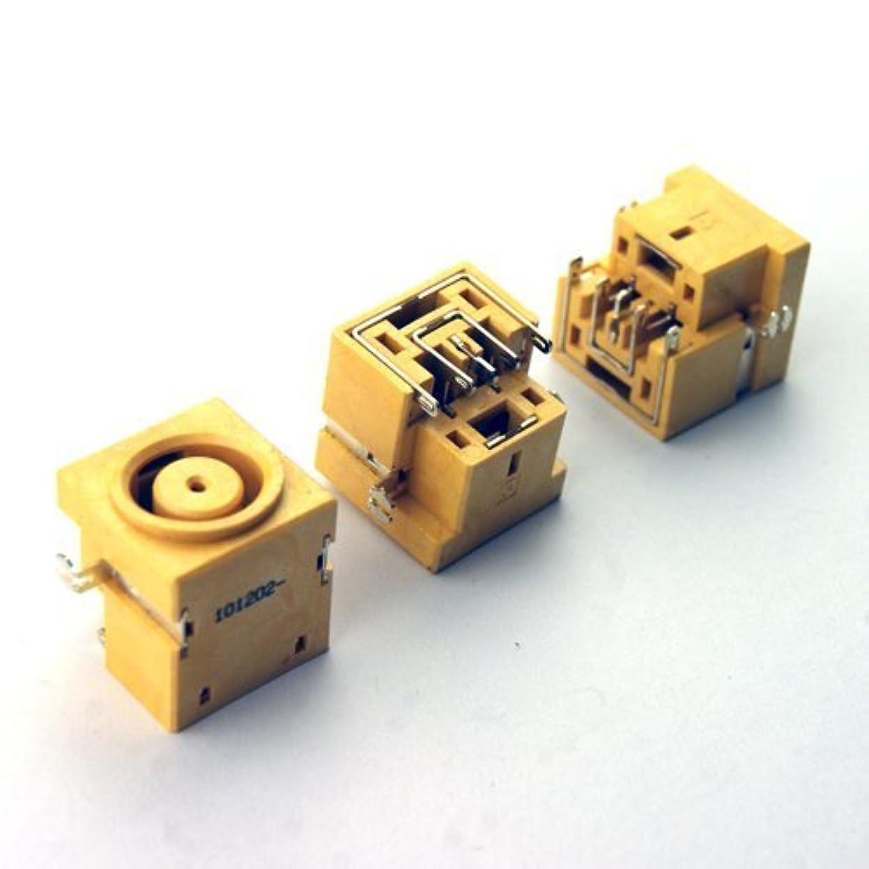 ぐるぐるインレイ電気的gotor® 3000 V100 V200 E420 E520 T420Sシリーズ対応交換用AC DC電源ジャックプラグコネクタソケット