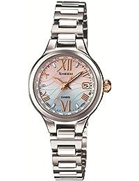 [カシオ]CASIO 腕時計 SHEEN Voyage Series 世界6局電波対応ソーラー SHW-1700D-7AJF レディース