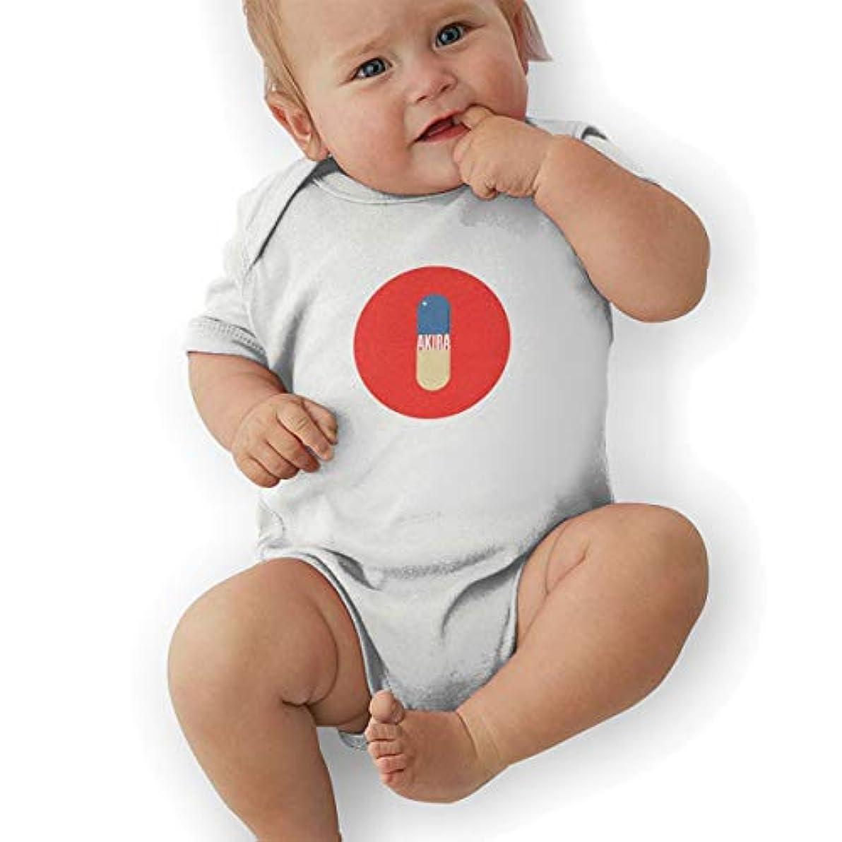 本土恐れオペラAkira Pill ベビー ロンパース ベビー服 子ども 半袖ボディースーツ 肌着 夏 かわいい 出産祝い プレゼント