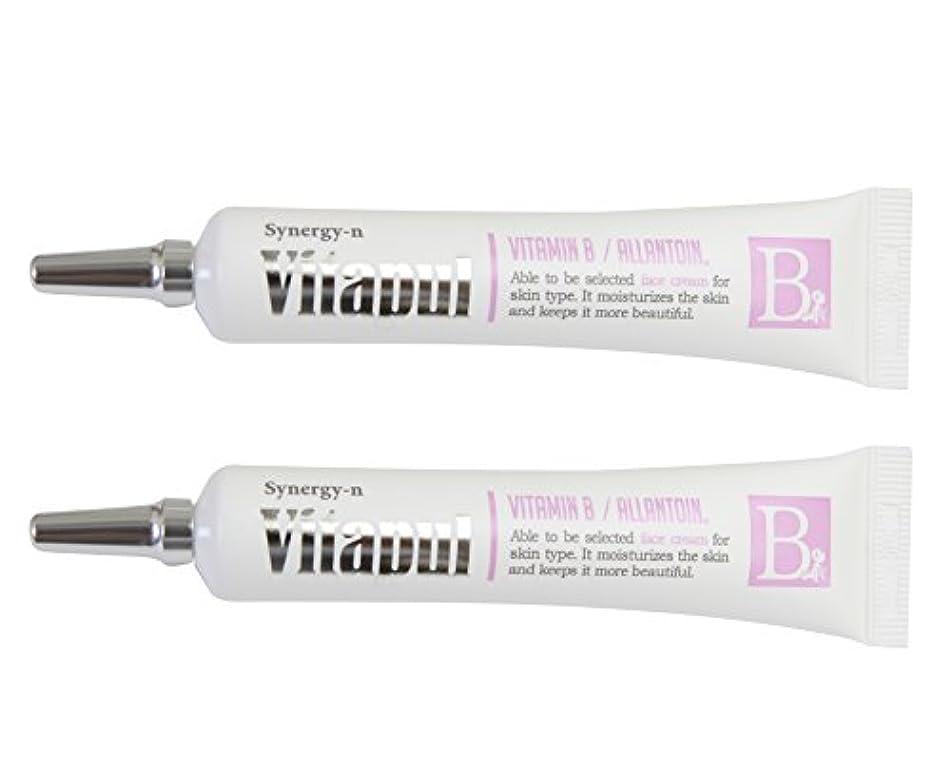 オーロック関係高音シナジーン ビタプルクリーム ビタミンB×2個セット
