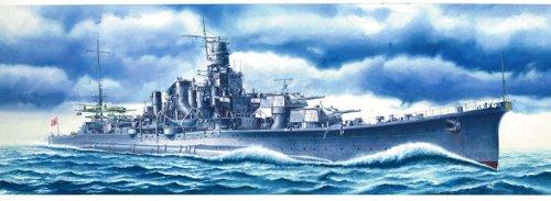 ハセガワ 日本海軍 重巡洋艦 古鷹 (1/700スケールプラモデル 345