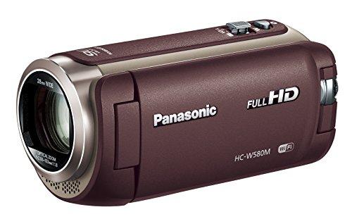 パナソニック HDビデオカメラ W580M 32GB サブカ...