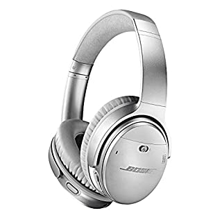 Bose QuietComfort 35 (Series II) Wireless Bluetooth Headphones, Noise Cancelling - Silver (B0756GB78C) | Amazon Products