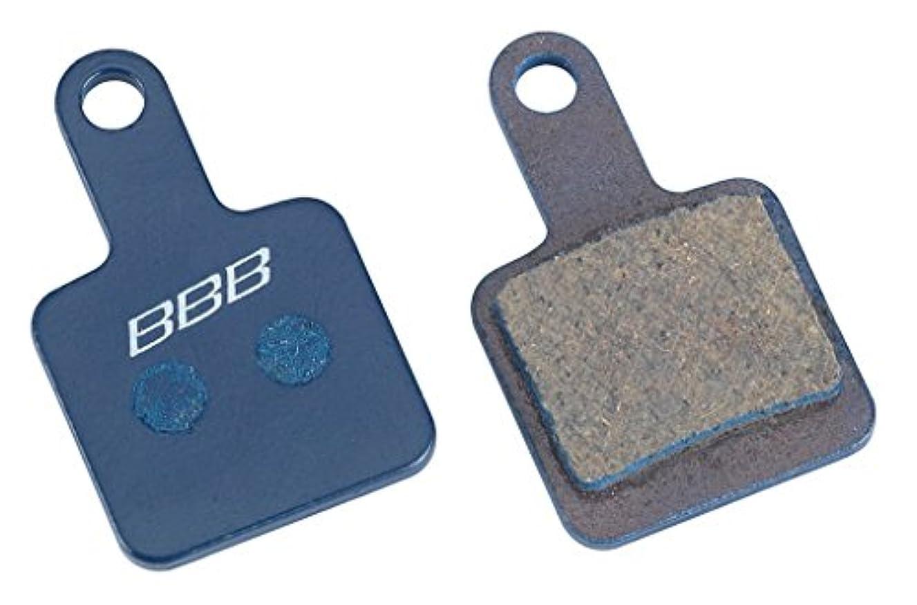 投資する予防接種ビジュアルBBB 自転車 レジンパッド ディスクブレーキ ディスクストップ テクトロボランス アウリガ SRサン BBS-77 205179