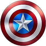 YIDIAN おもちゃ キャプテンアメリカシールドオールメタル1:1アベンジャーズヒーローズを巡る驚異キャプテンシールド /&