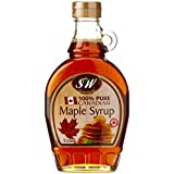 S & W 100% Canadian Maple Syrup, 250 ml