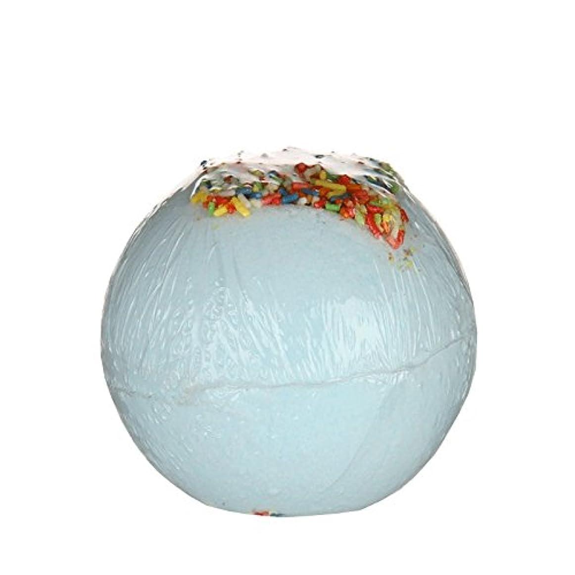 伝導激しい王位Treetsバスボールディスコバス170グラム - Treets Bath Ball Disco Bath 170g (Treets) [並行輸入品]