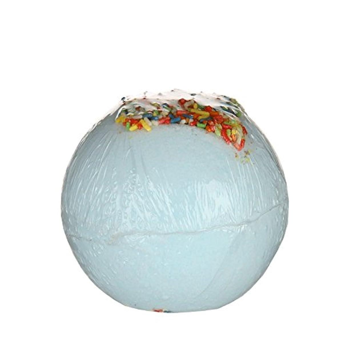 より平らな一晩葉を拾うTreetsバスボールディスコバス170グラム - Treets Bath Ball Disco Bath 170g (Treets) [並行輸入品]