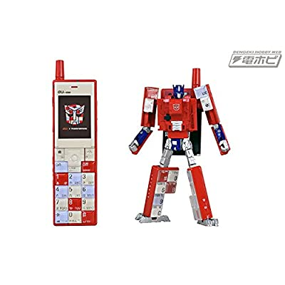【Makuake限定】au TRANSFORMERS PROJECT INFOBAR OPTIMUS PRIME(NISHIKIGOI)