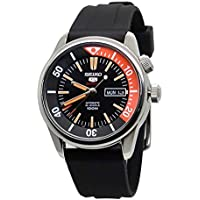 Seiko Series 5 Automatic Black Dial Mens Watch SRPB31