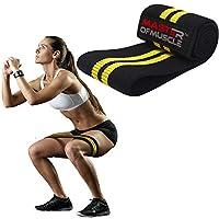 ヒップ円Resistance Bands for Exercise–FitnessループバンドforボディGlutes &脚Activation前Squats & Deadlifts–非スリップHeavy Duty Elastic forレディース&メンズ究極のBooty、太ももエクササイズ LARGE - LOW Resistance - 17 inches