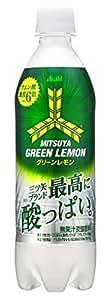 三ツ矢 グリーンレモン 500ml×24本