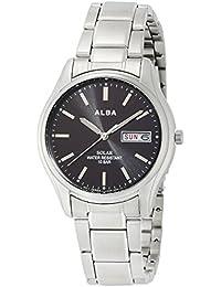 [アルバ]ALBA 腕時計 ソーラー ハードレックス 日常生活用強化防水(10気圧) ペア AEFD540 メンズ