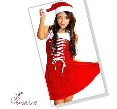 Christmas Santa costume chotsexy of Santa Claus costumes