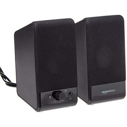AmazonBasics U213 2.2 W 2.0 Channel Speakers
