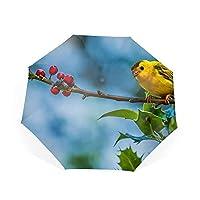 折りたたみ傘 逆折り式傘 ワンタッチ自動開閉 高強度グラスファイバー8本骨 耐風撥水 日傘鳥 UVカット 遮光率99% 晴雨兼用 レディース 旅行 アウトドア用 収納ポーチ付