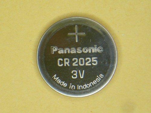 パナソニック コイン電池 CR2025 (1)