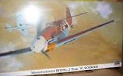 """1/48 メッサーシュミットBf109G-2 Trop """"W.シュロアー"""""""