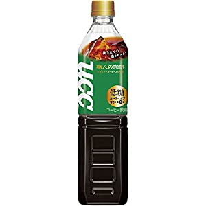 UCC 職人の珈琲 ボトルコーヒー 低糖 930ml×12本