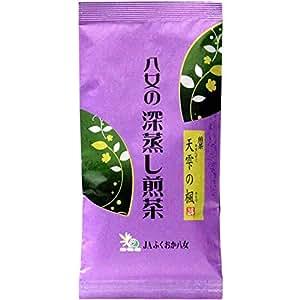 八女茶 天雫の楓 ( あましずくのかえで ) 100g 深蒸し茶