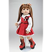 BJDウィッグ人形アクションフィギュアボールジョイント人形BathベビードレスUp人形
